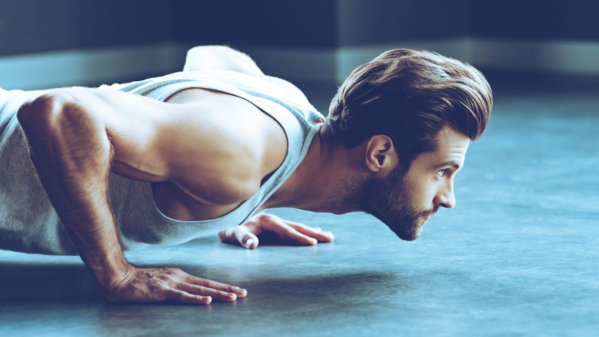 Try These Push-Up Exercises for Your Year-End Benchmarks