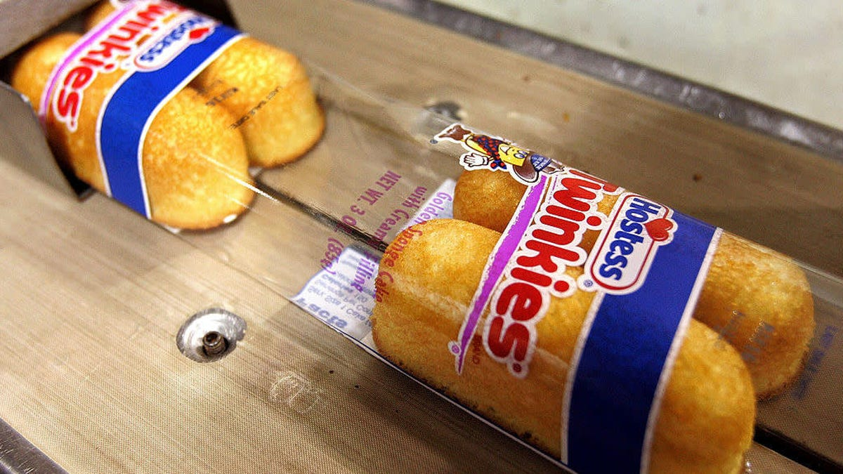 Twinkies are everywhere you look—even the gym