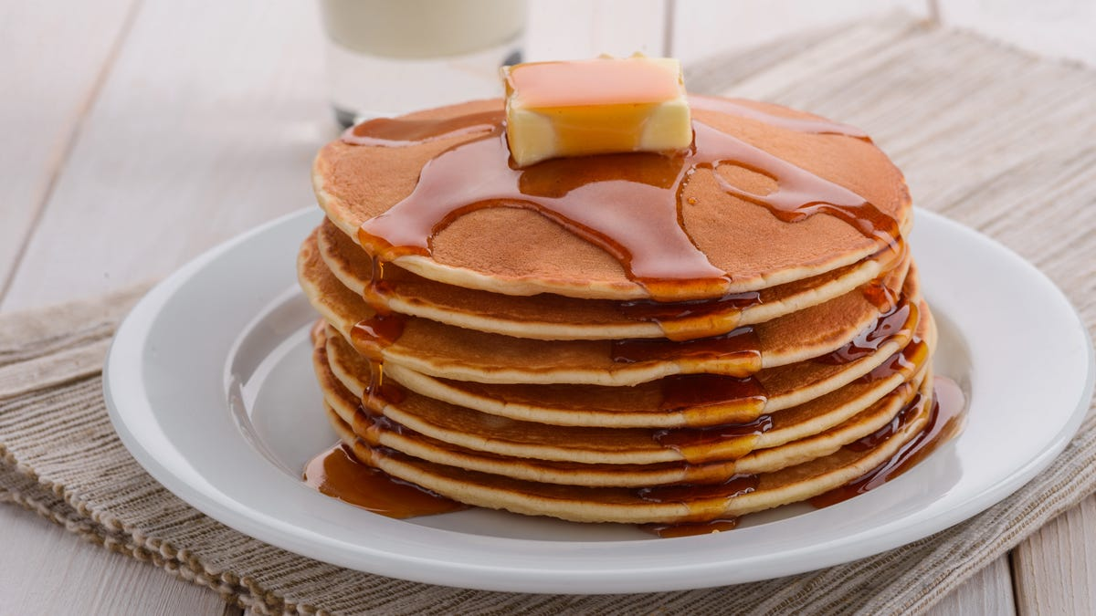 Get Free Pancakes Tomorrow From IHOP thumbnail
