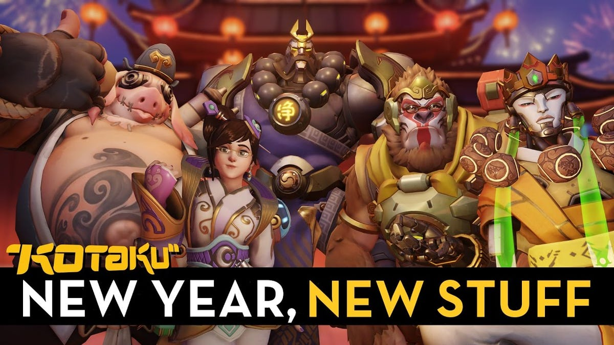 What We Love And Hate About Overwatch's Chinese New Year Update