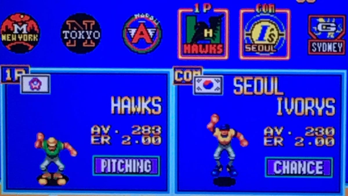 """1992 Neo Geo Game Just Had Its """"Taiwan"""" Names Removed"""