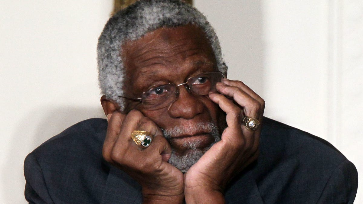 Bill Russell Ends 44-Year Basketball HoF Boycott—but the Backstory Proves He's the G.O.A.T.
