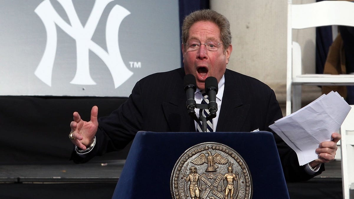 John Sterling Must Be Stopped