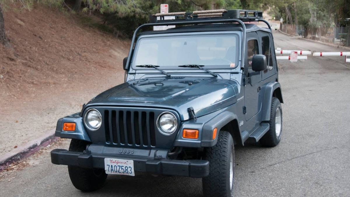 At $8,000, Could This 2001 Jeep Wrangler TJ Wrangle Up A Buyer?