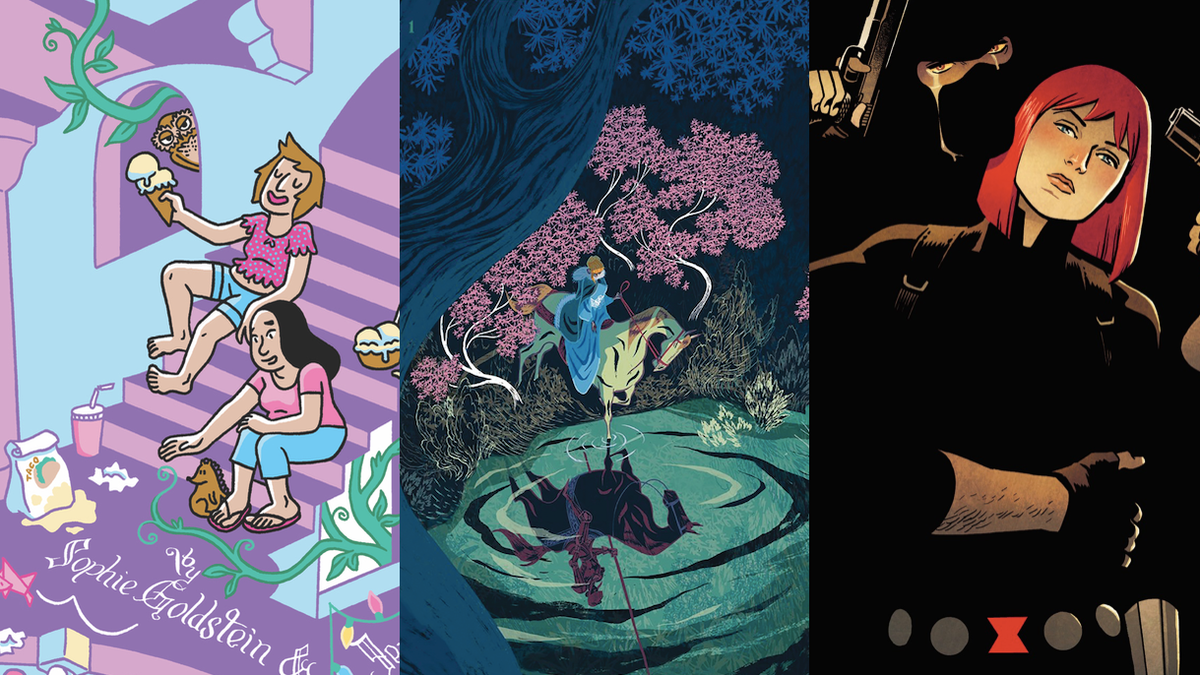 7 new graphic novels to get you through the coronavirus crisis