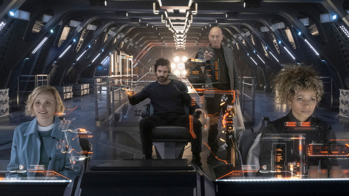 Star Trek: Picard Finally Finds Its Crew, in Those That Starfleet Left Behind