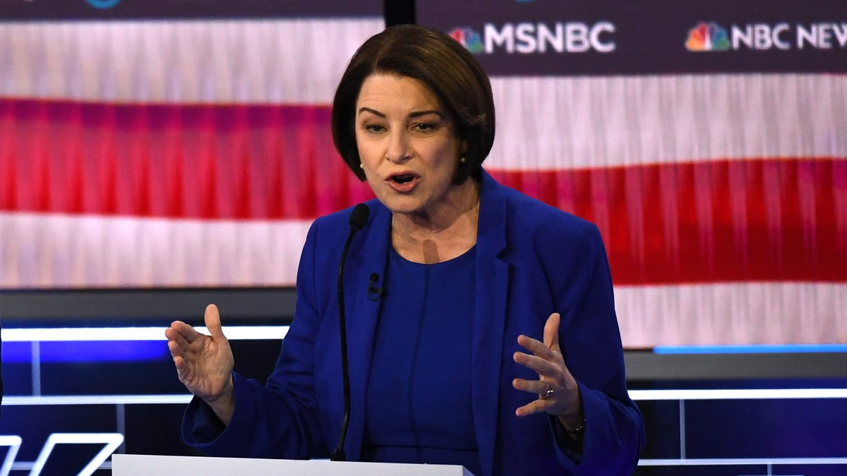 We Know There Are More Amy Klobuchar Stories, Send Jezebel Your Tips