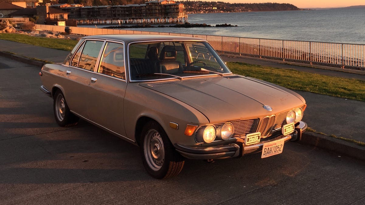 Bmw New York >> We Re Taking This 1970 Bmw 2500 From Seattle To New York
