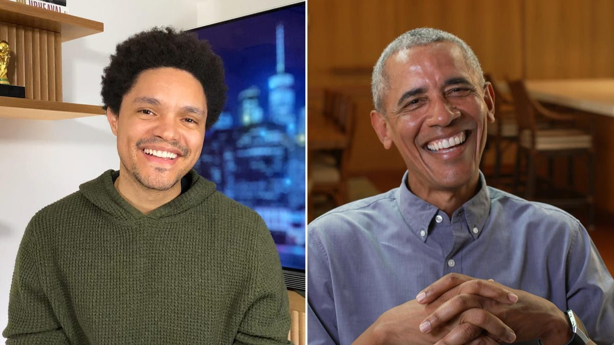 Barack Obama Clarifies 'Snappy Slogans' Statement to Trevor Noah on The Daily Social Distancing Show