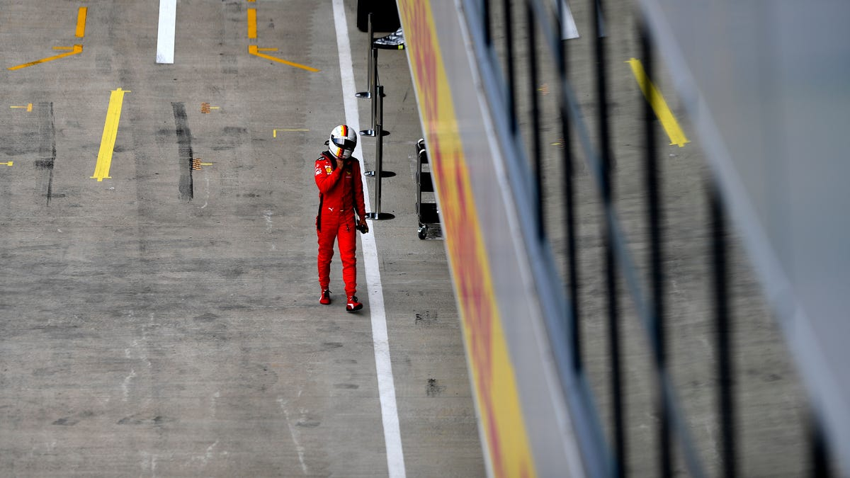 Sebastian Vettel Needs to Hit the Reset Button on His 2020 F1 Season