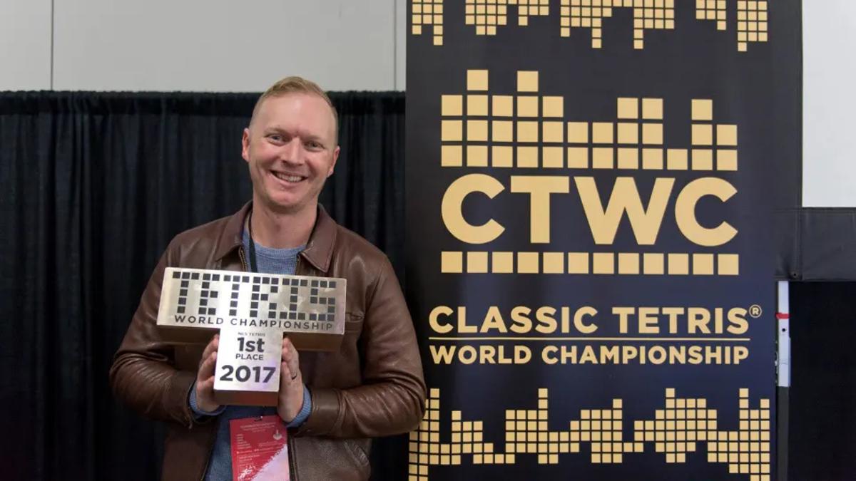 Jonas Neubauer, Legendary Tetris Player, Dies At 39