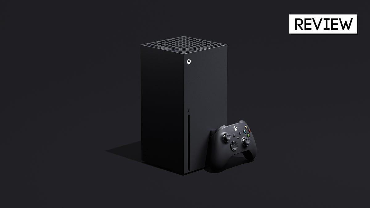 Xbox Series X: The Kotaku Review