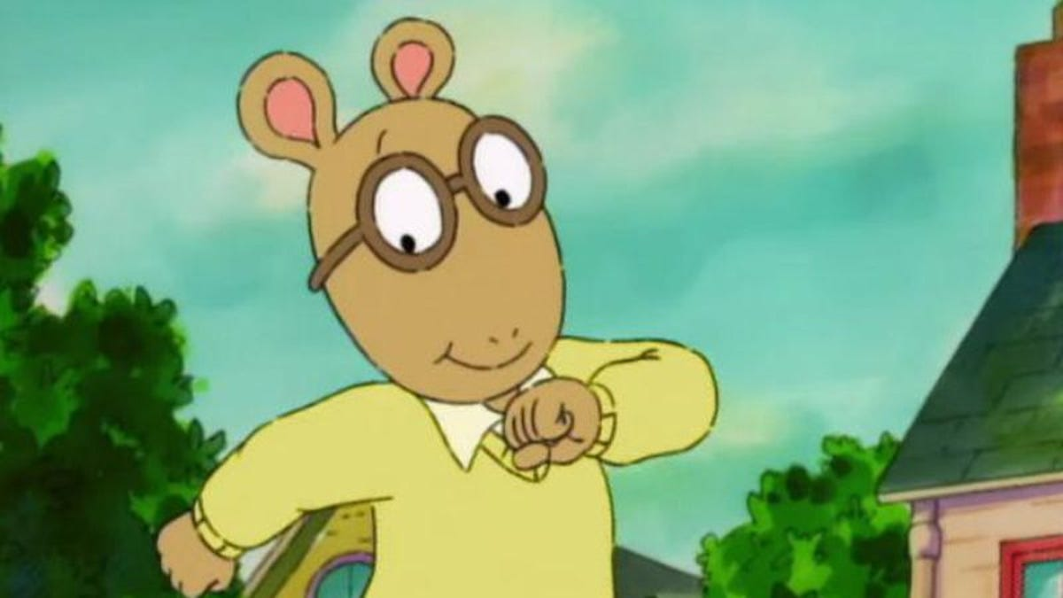 Arthur sheds its squeaky,clean PBS image, thanks to Twitter