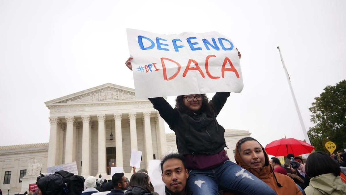 Trump Woke Up Early to Send a Racist Tweet About DACA