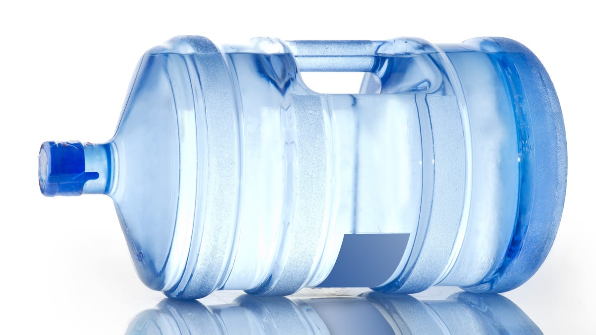 How To Use Water Jugs As Weights