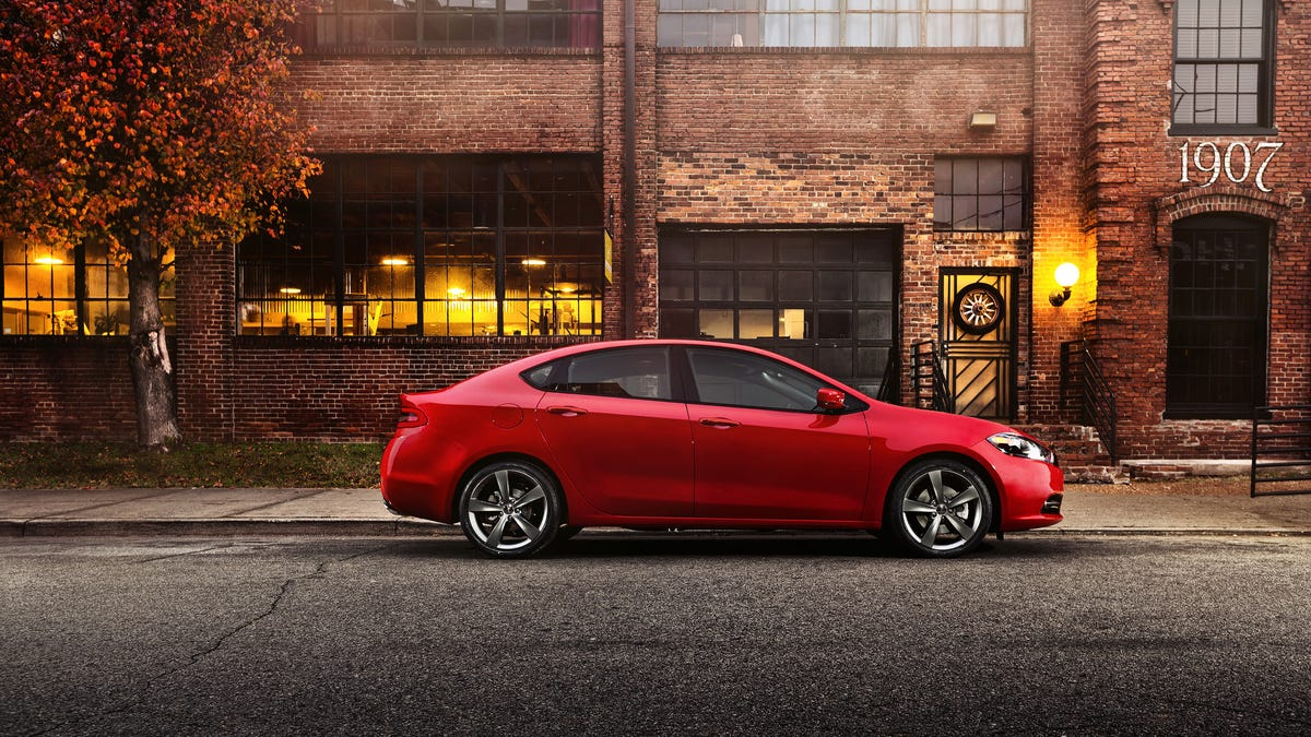 it's almost 2020 and you can still buy a new dodge dart