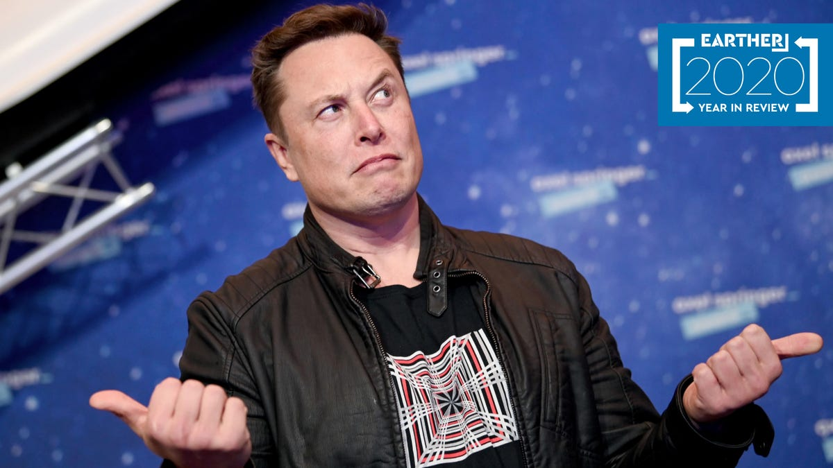 From Elon Musk to Jeff Bezos: 2020's Top Climate Grifters