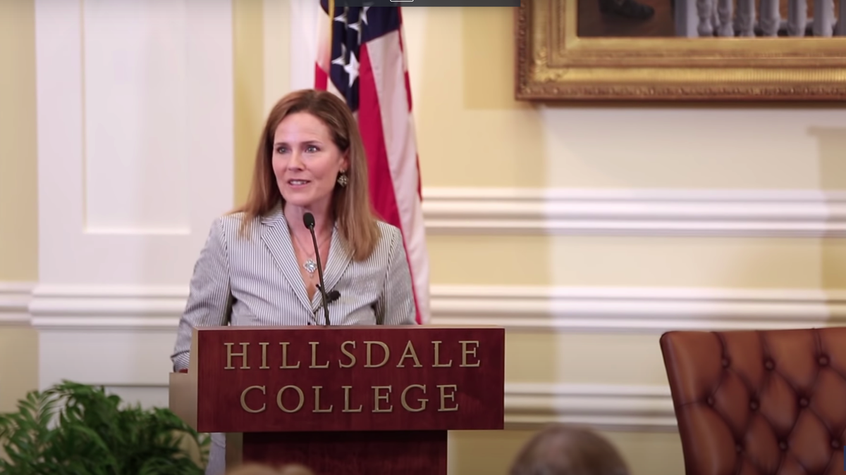 Well Shit, Looks Like It's Anti-Abortion Judge Amy Coney Barrett