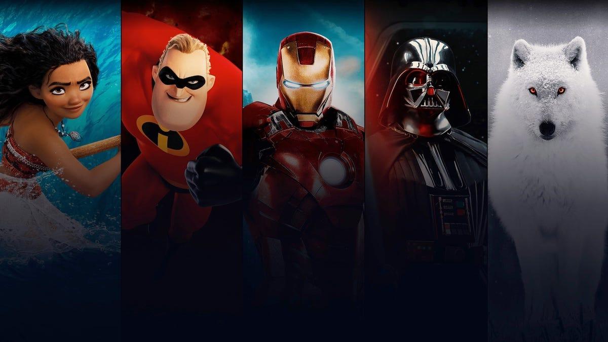 Todas las series y películas que traerá el catálogo de Disney+ en España