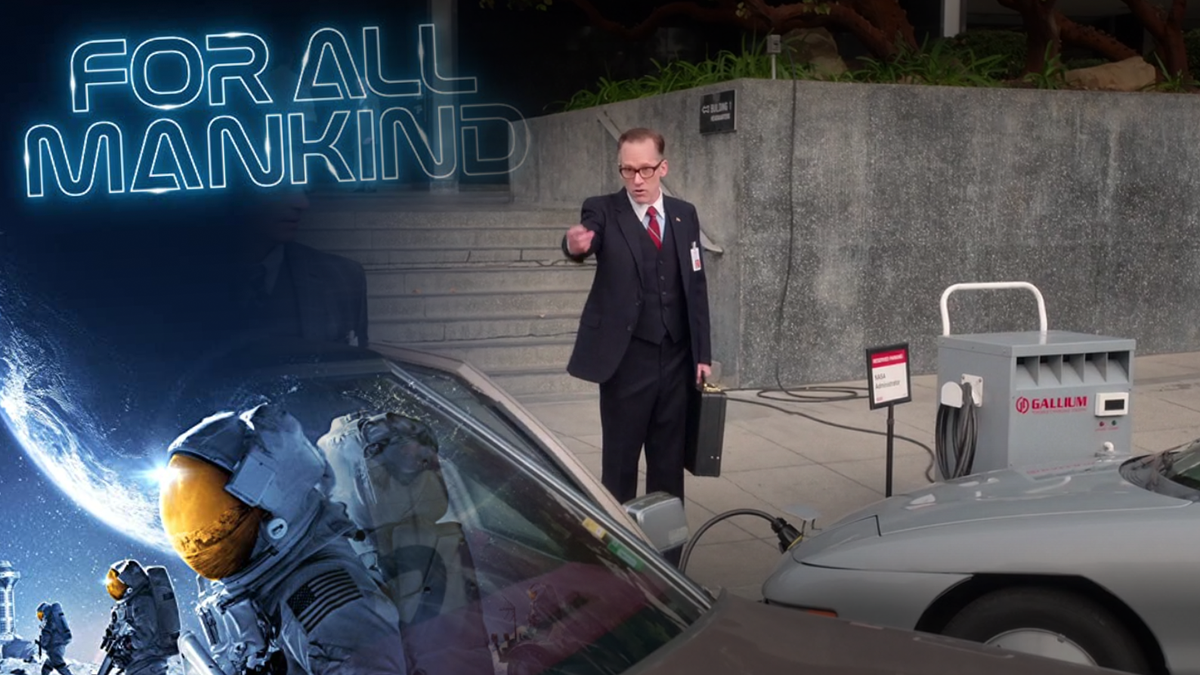 There's A Very Plausible Alternate-History 1980s Electric Car On The AppleTV+ Series For All Mankind