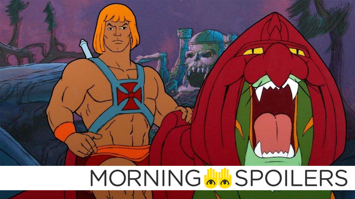 Updates From He-Man, Marvel's Eternals, and More