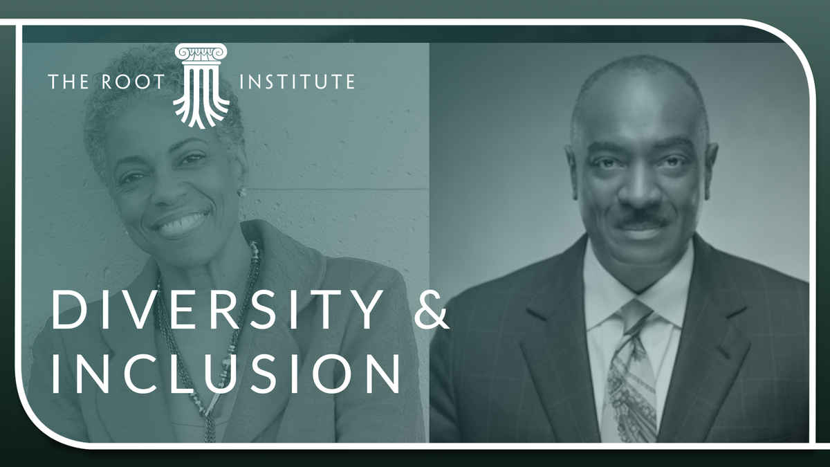 Beyond the Buzz: Vernā Myers and Reggie Van Lee Chat Diversity and Inclusion at The Root Institute