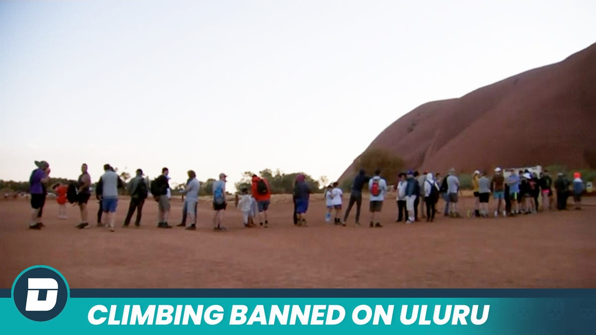 Uluru Climbers Thwarted by Strong Winds and Changing Rules