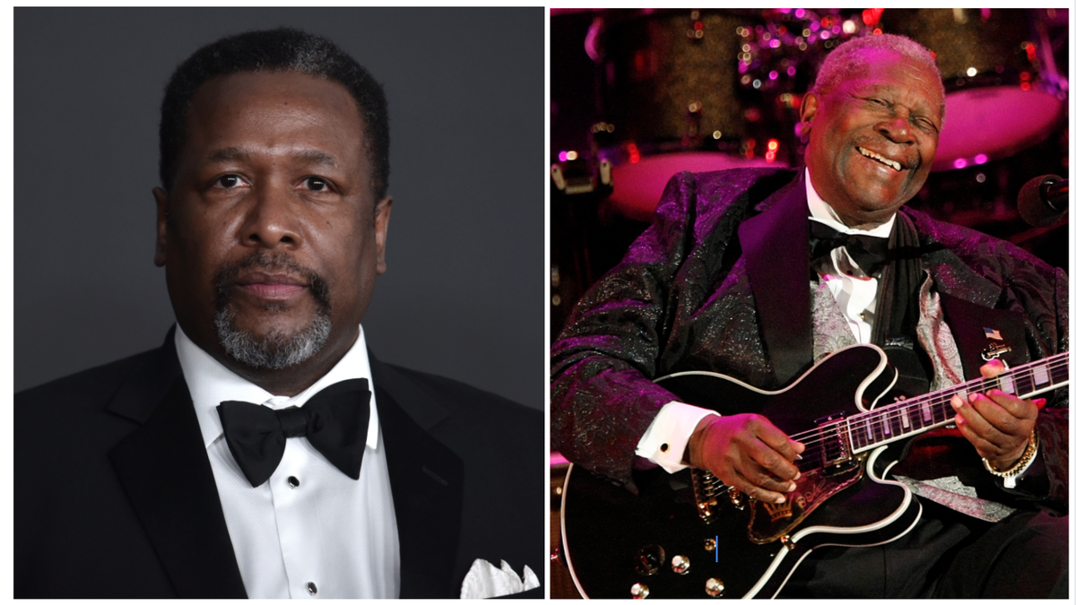 Wendell Pierce Will Finally Star as Blues Legend BB King in Upcoming Biopic, The Thrill Is On