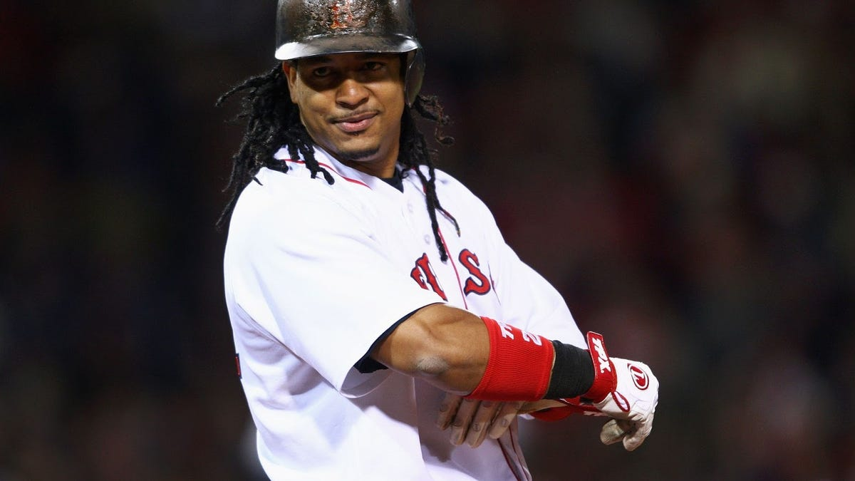 Manny Ramirez once confused O.J. Simpson and Chad Ogea