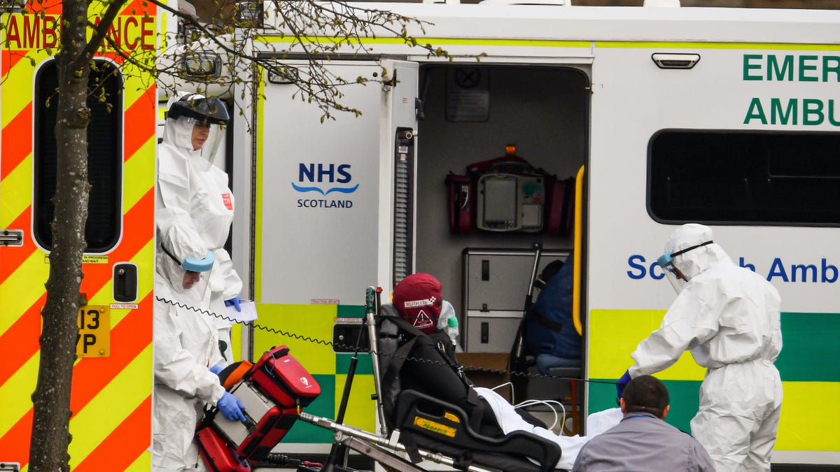 Scientists Now Worried the UK Coronavirus Variant Is Deadlier