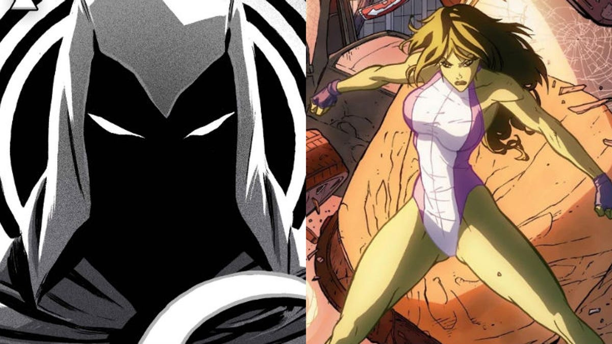 Marvel's She-Hulk and Moon Knight Shows Just Landed Their Leaders