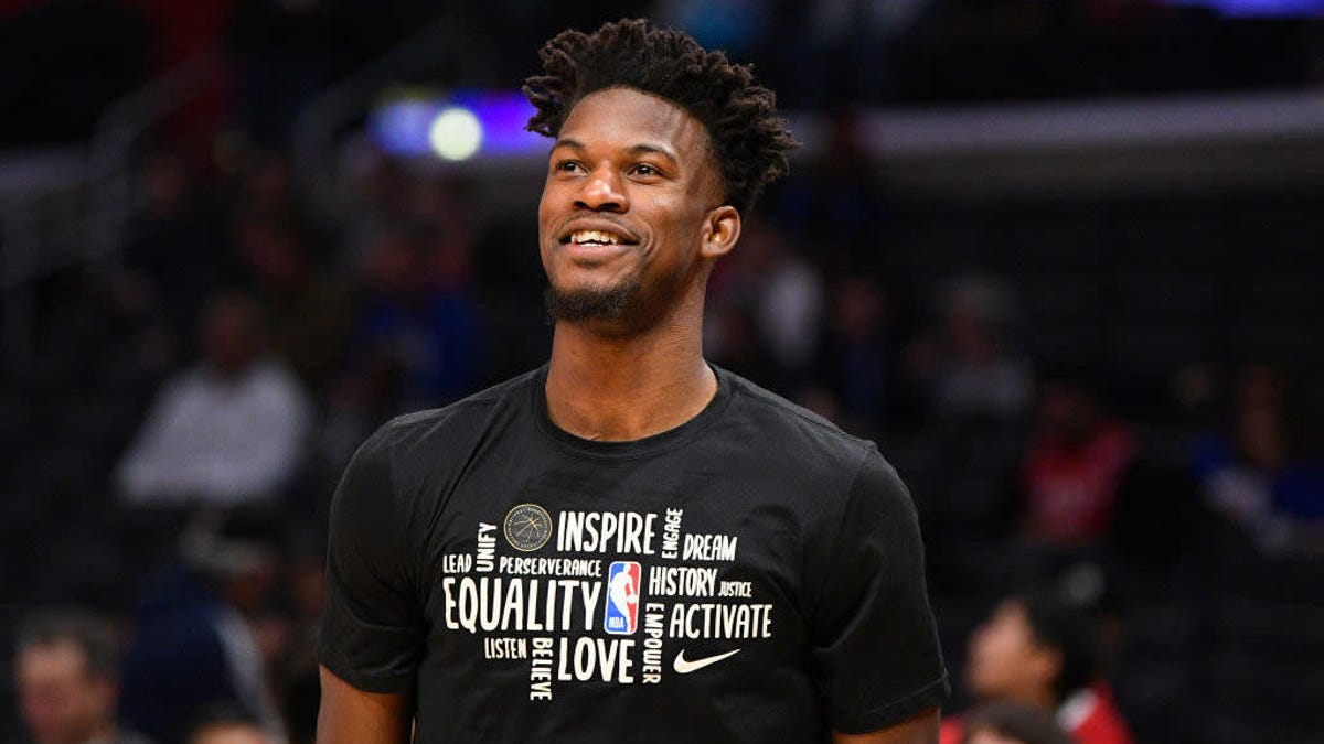 Jimmy Butler is building a coffee empire in the NBA bubble