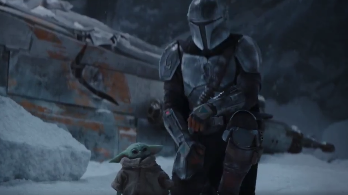 The Mandalorian's Season 2 Trailer Is Here, and It Brought Baby Yoda