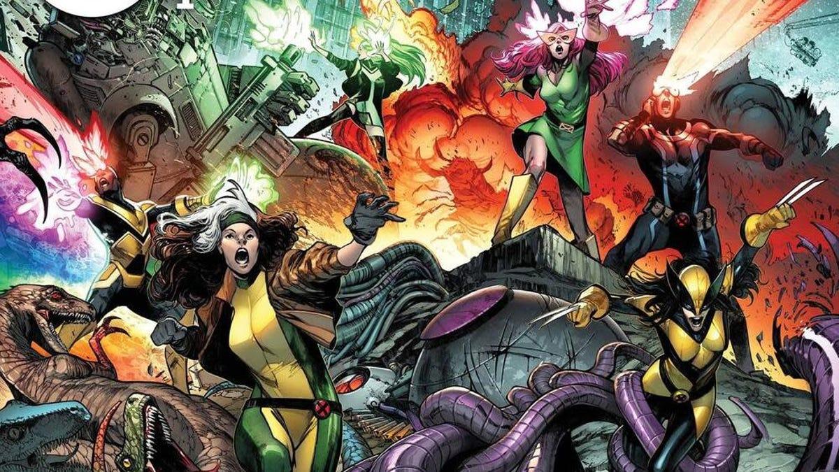 Marvel's New X-Men Line-Up Has Some Un-X-pected Surprises