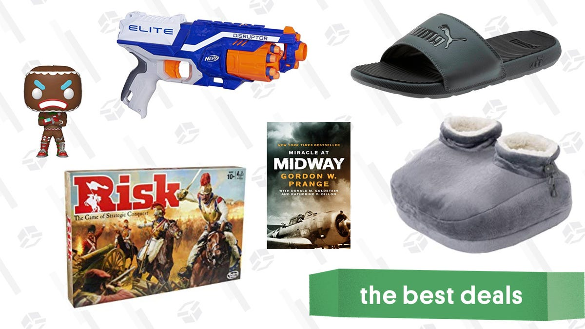 Friday's Best Deals: Clear the Rack, Ninja Foodi, Garmin, Funko POP!, and More