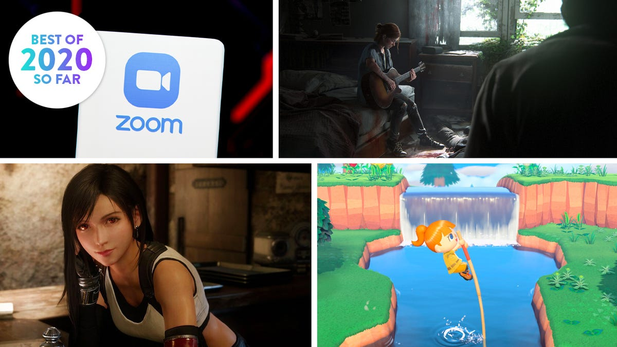 The best games of 2020 so far