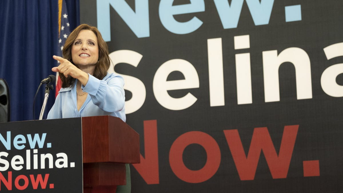 Billboard interviews Julia Louis-Dreyfus as Veep's Selina Meyer, universe becomes better place