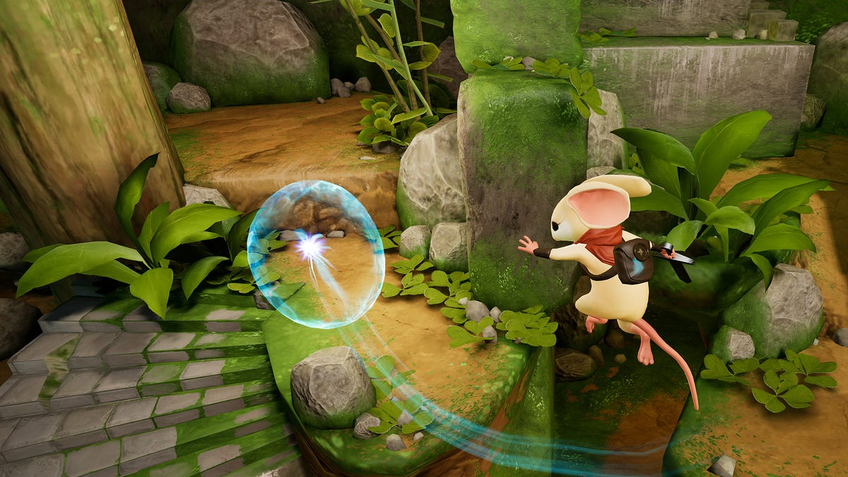 PlayStation's New VR Mouse Game Is the Best Pet Shop Visit Ever