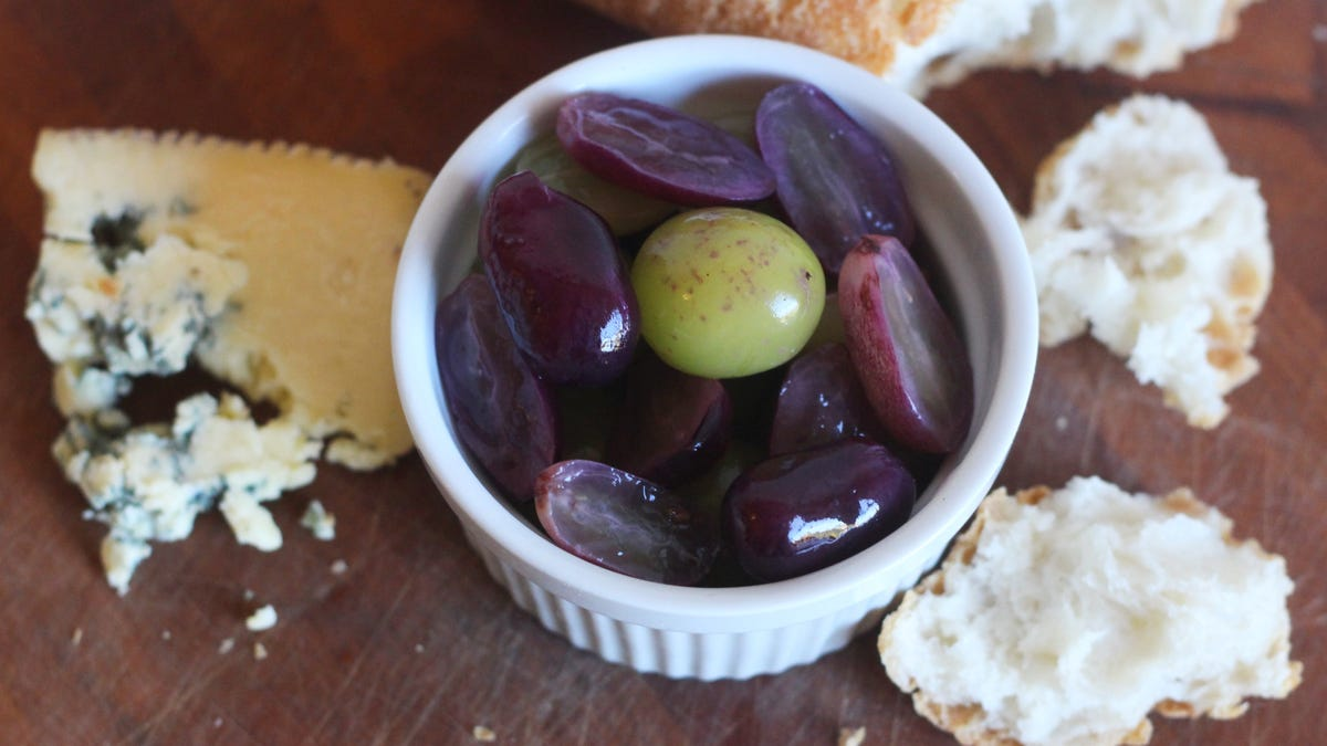 Pickle Grapes for a Surprisingly Good Time