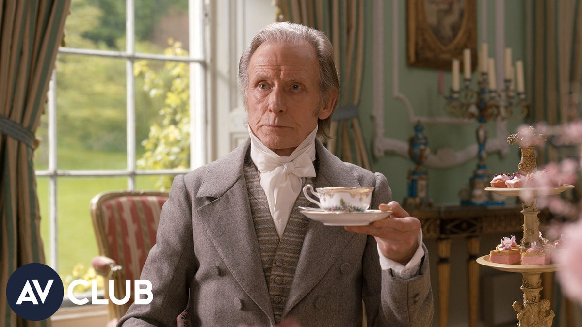 Bill Nighy on Autumn de Wilde's Emma. and his favorite unsung movies