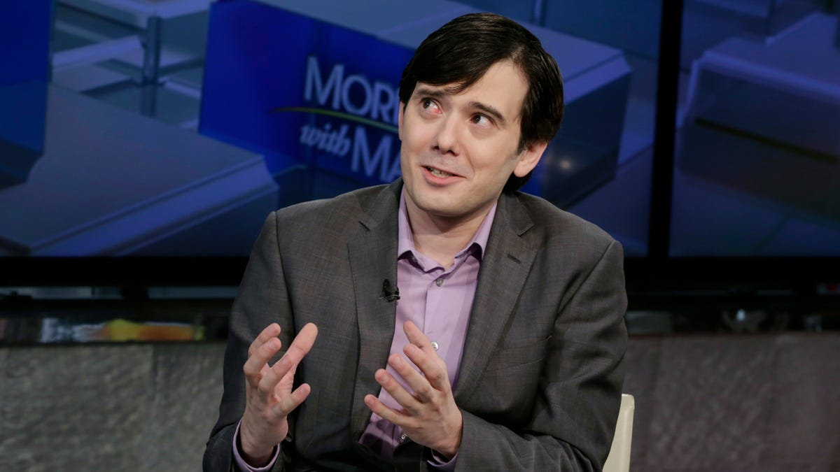 Martin Shkreli Asks for Three Month Prison Furlough, Supposedly to Help Fight Coronavirus