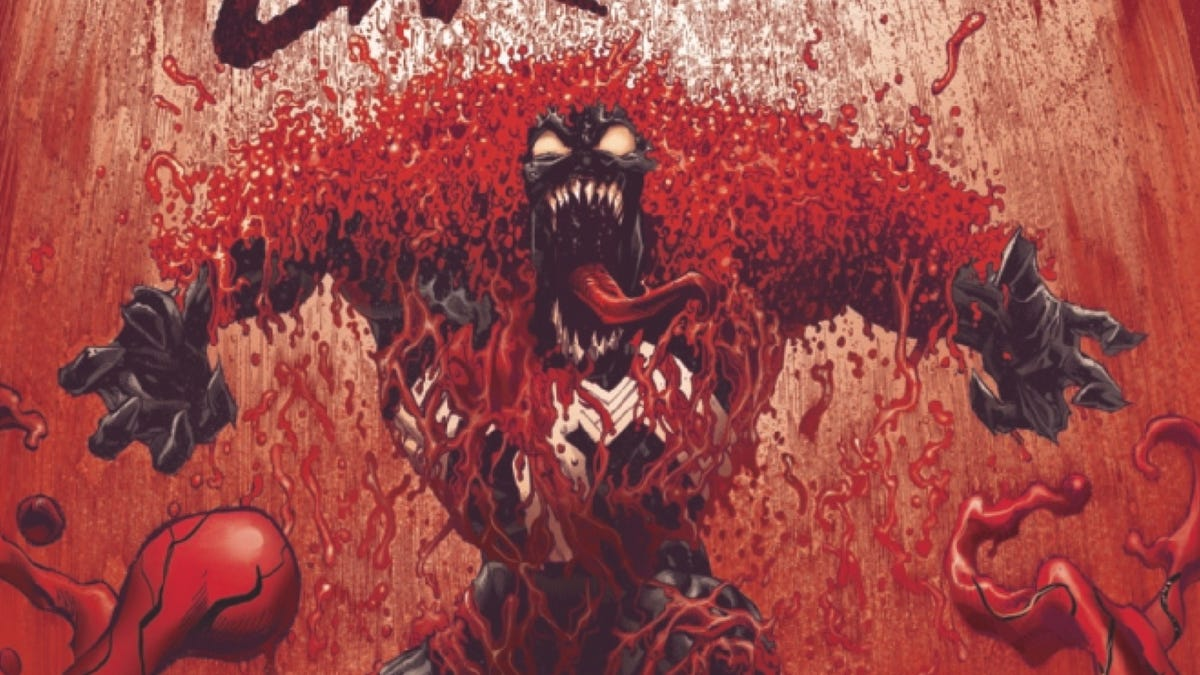 Venom and Hulk join forces to stop Absolute Carnage in this exclusive preview