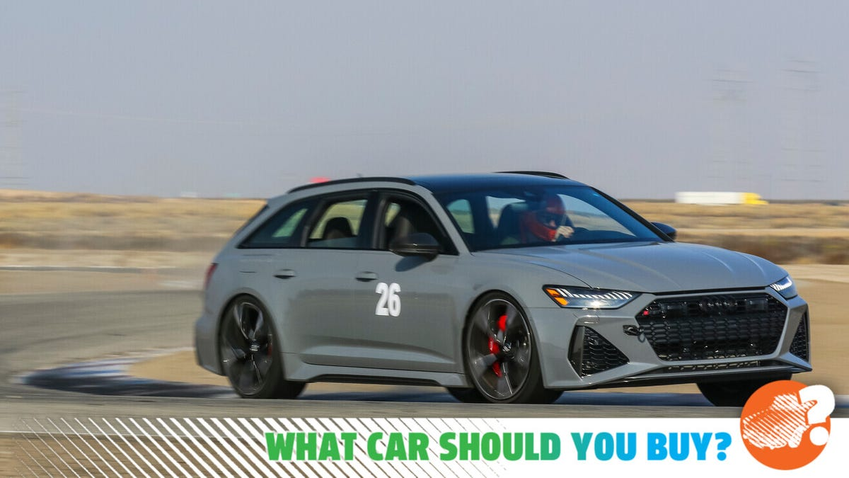I Want An Audi RS6 Avant But I Have A $30,000 Budget. What Car Should I Buy?