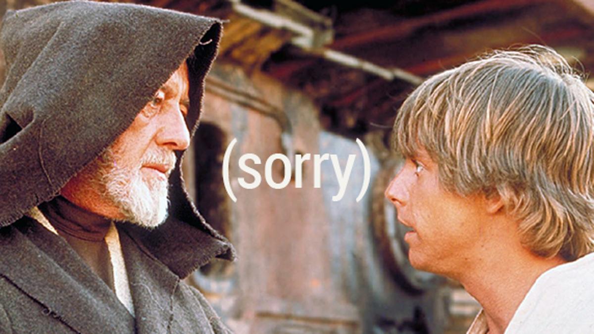 Wild Theory: Luke Skywalker Wasn't Meant To Be A Jedi, He Was Bait