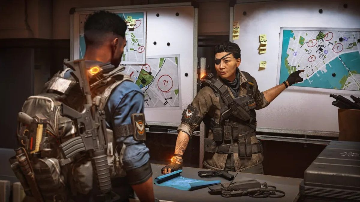 The Division 2 Will Get A New Mode Later This Year, But Not Much Else - Kotaku