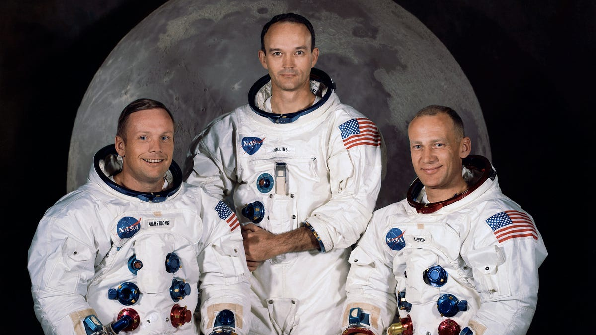 The Moon Landing Astronauts Had a Tough Time Back on Earth