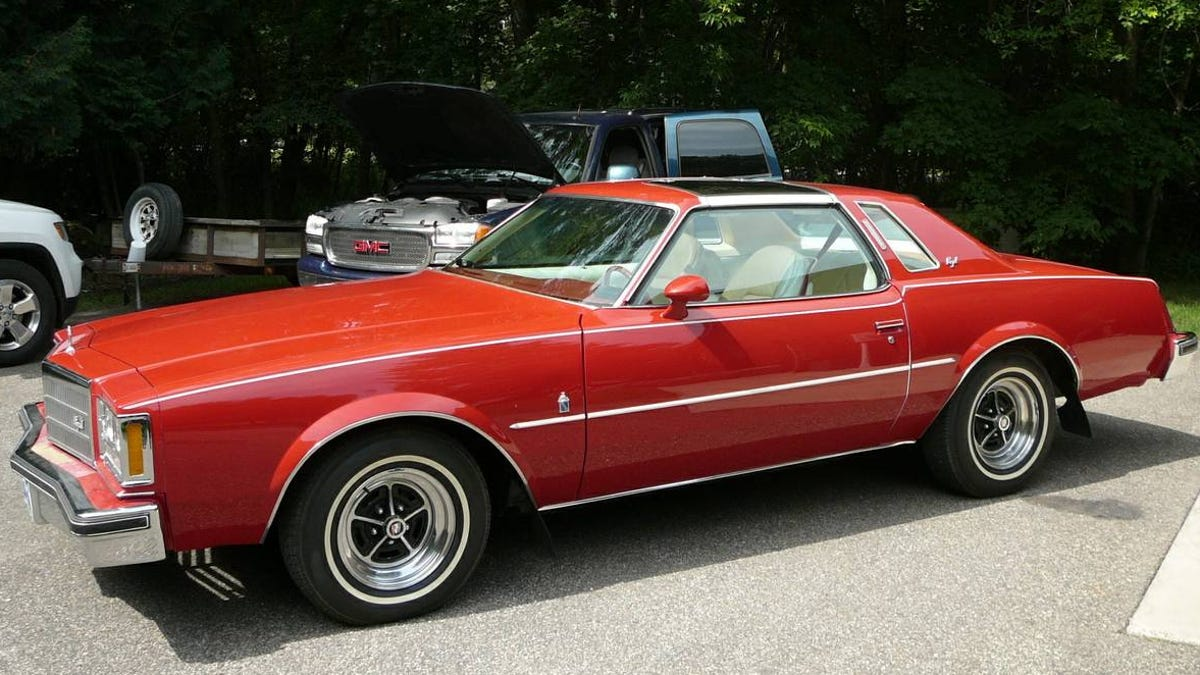 for 10 500 could this 1977 buick regal have you feeling like royalty 1977 buick regal have