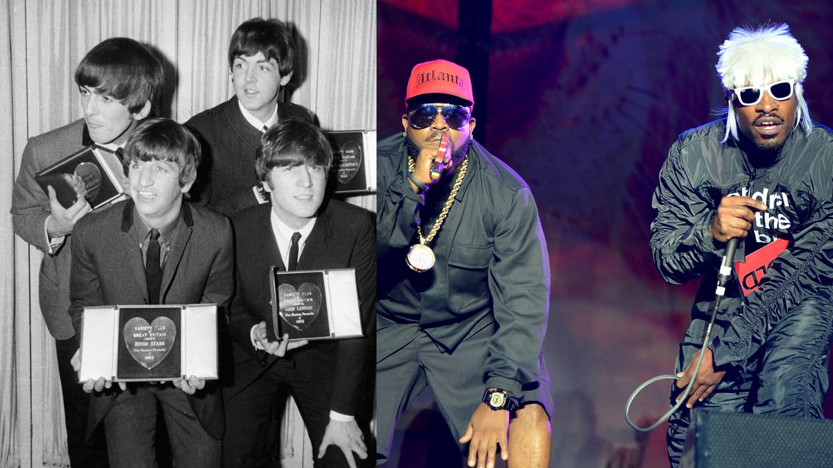 Is Outkast Better Than the Beatles? A Scientific Analysis