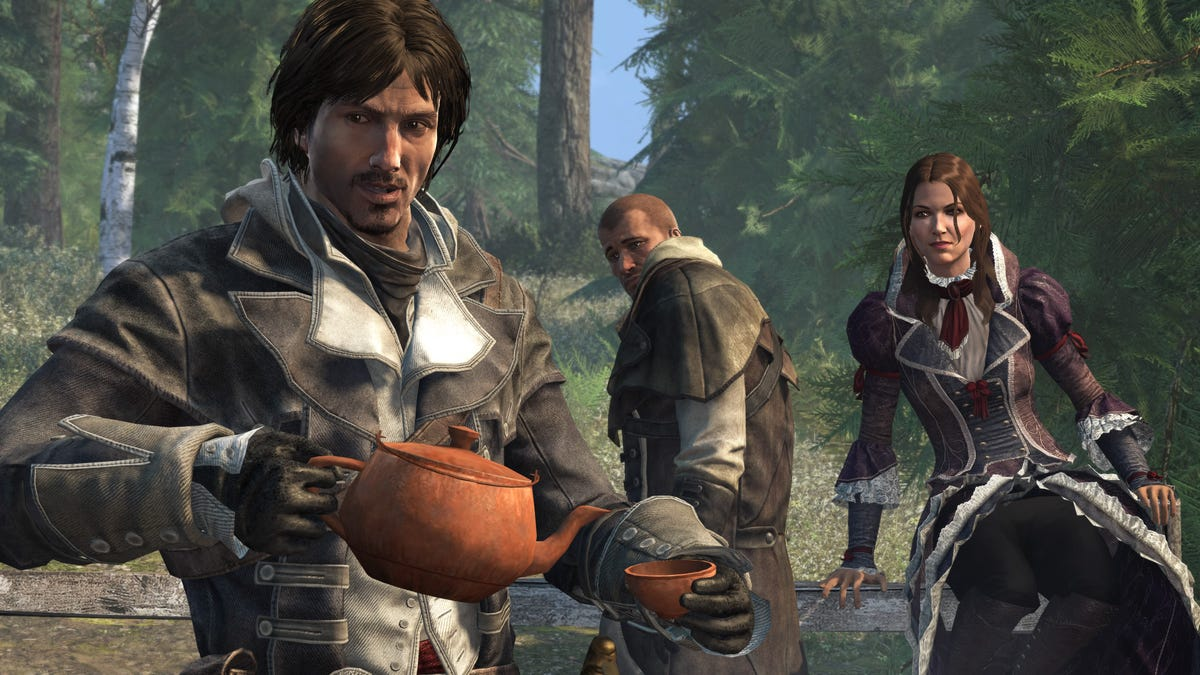 How To Know Whether To Play Assassin S Creed Rogue Remastered