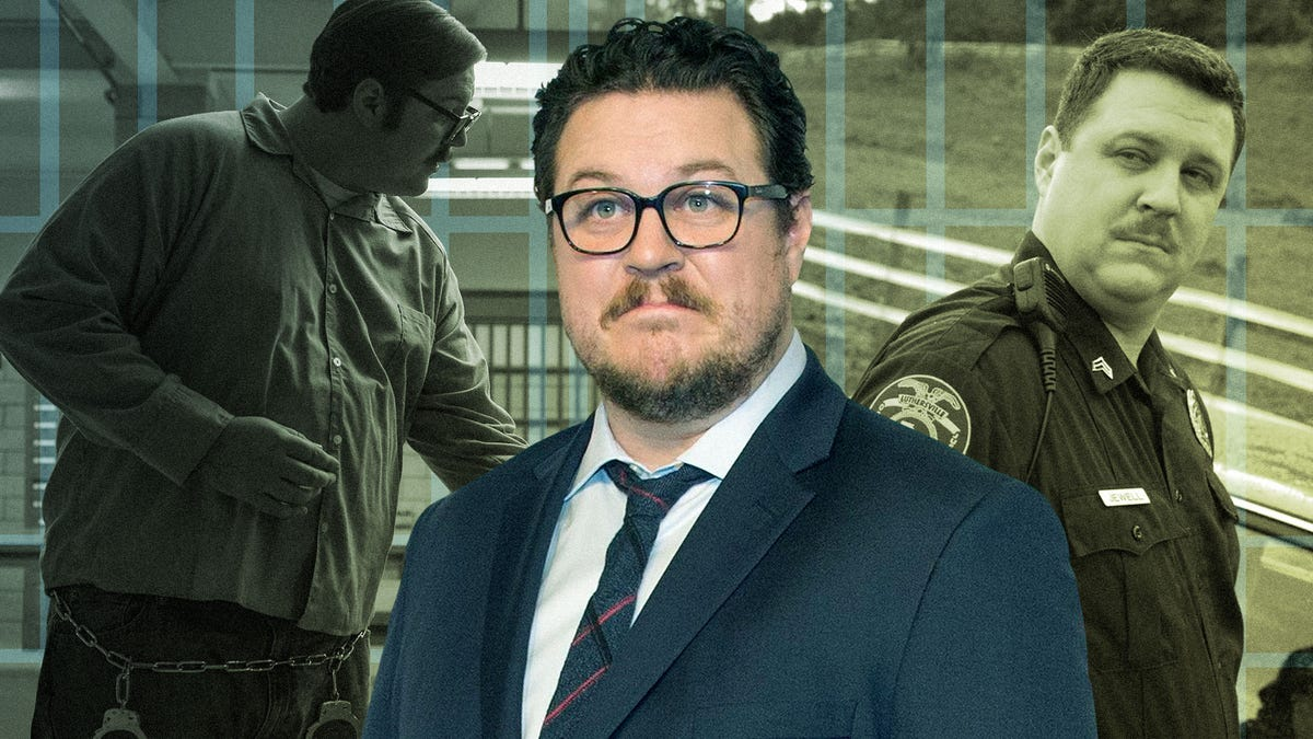 Cameron Britton talks Mindhunter and Manhunt: Deadly Games